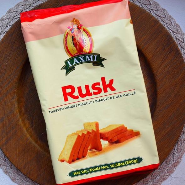 Laxmi Wheat Rusk 300g