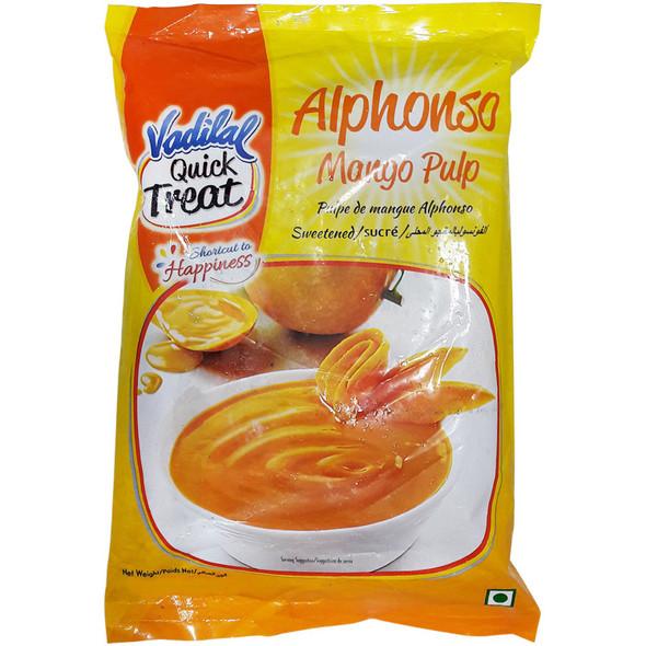 Vadilal Alphonso Mango Pulp 1kg