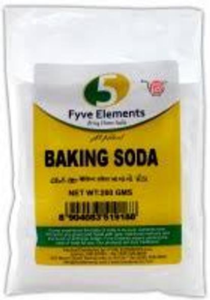 Fyve Elements Baking Soda 200g