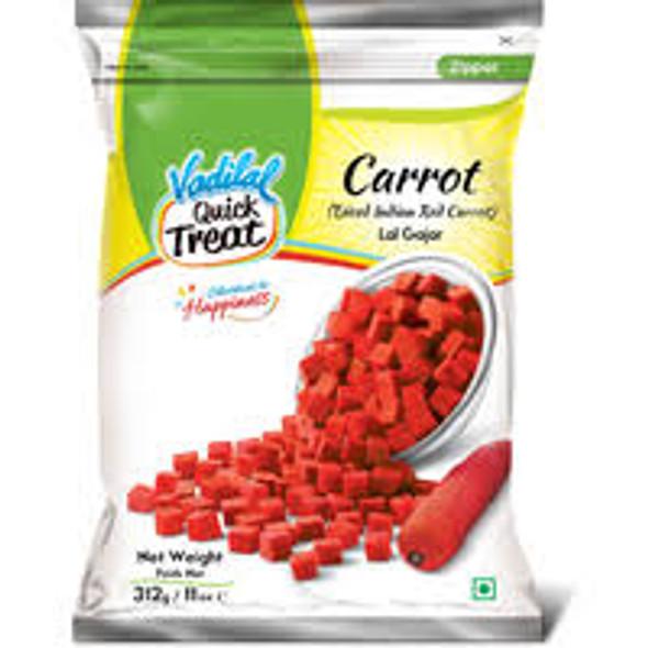 Vadilal Frz Carrot 312g