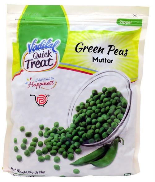 Vadilal Frz Green Peas 2lb