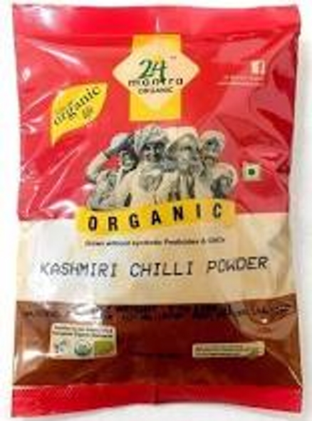 24 Mantra Kas Chilli Powder 200g