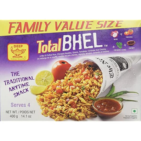 Deep Total Bhel 14oz