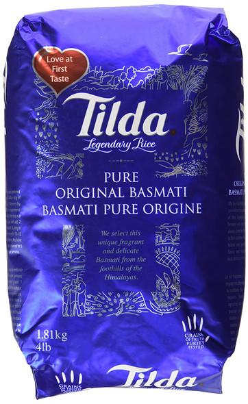 Tilda Basmati 4lb