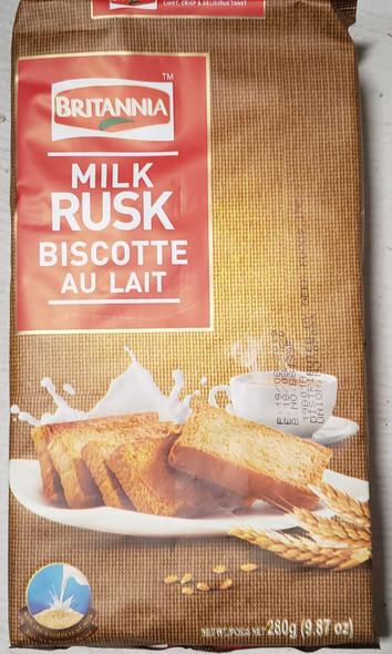 Britania Milk Rusk 9.87oz