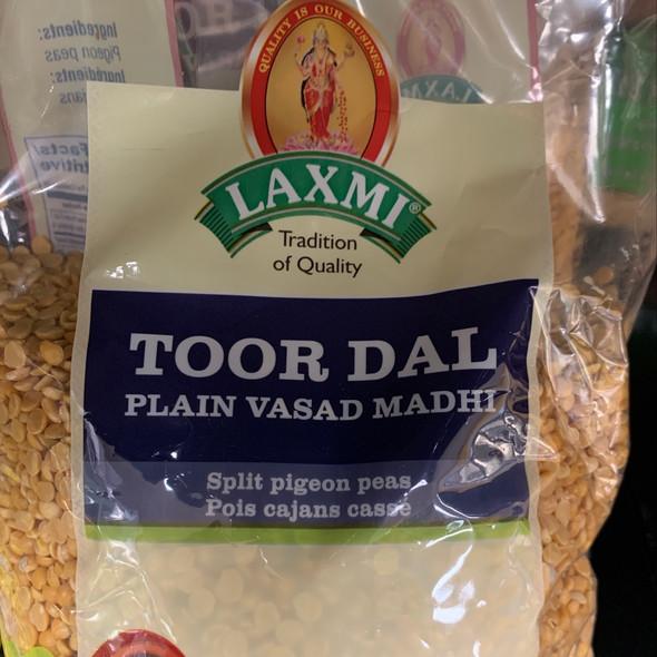 Laxmi Toor Dal 4lb
