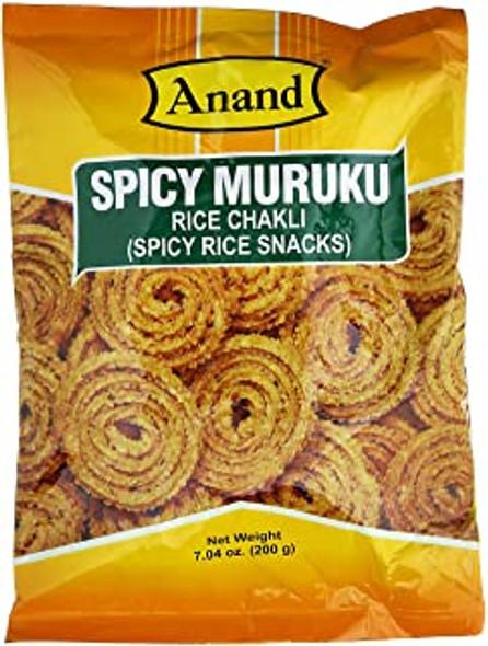 Anand Spicy Murukku 200g
