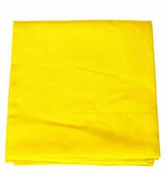 Pooja Cloth - Yellow