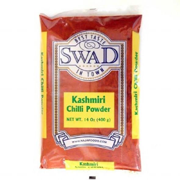 Red Chilli Powder Kashmiri 14oz - Swad