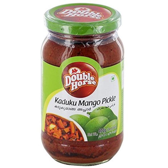 Double Horse Kaduku Mango Pickle 400g
