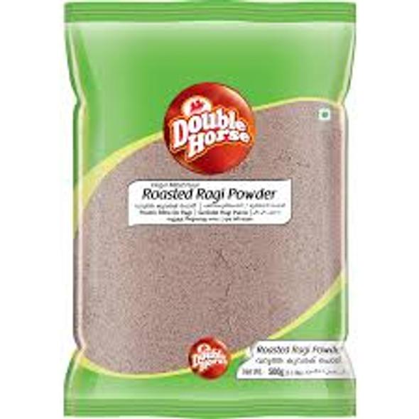 Double Horse Roasted Ragi Powder 1kg