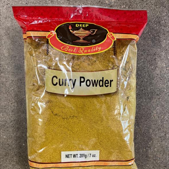 Curry Powder 7oz - Deep