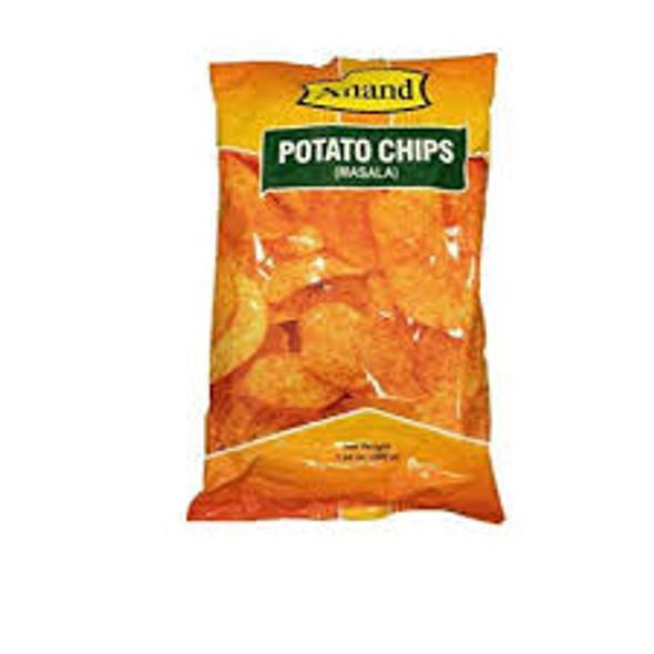 Anand Masala Potato Chips 200g