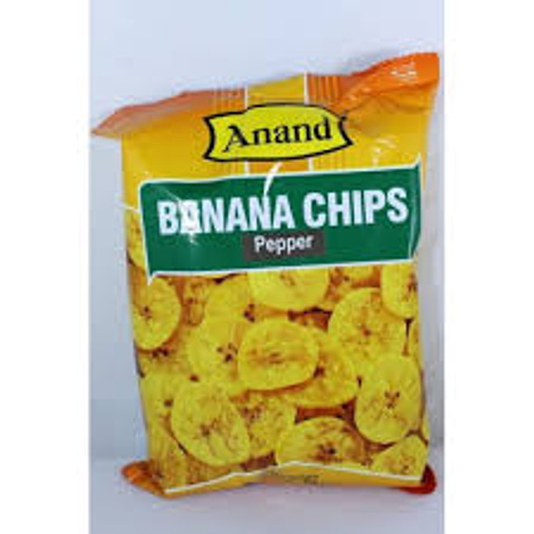 Anand Pepper Banana Chips 200g