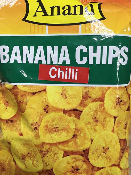 Anand Chilli Banana Chips 400g