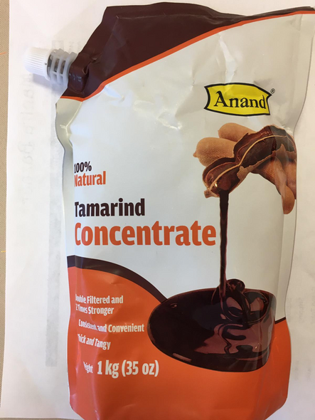 Tamarind Concentrate 1kg - Anand
