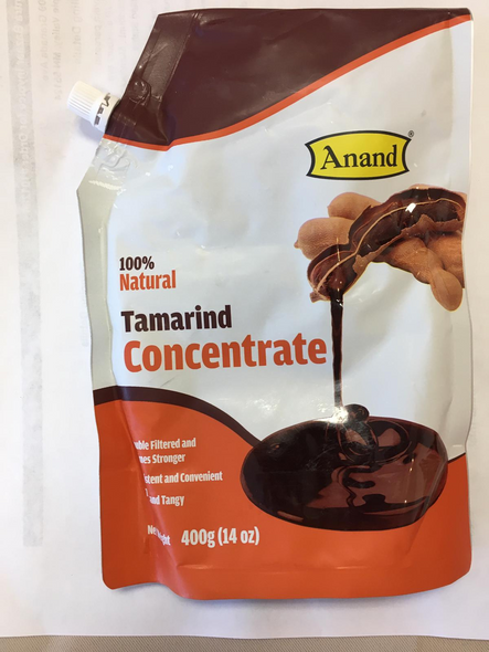 Tamarind Concentrate 14oz - Anand