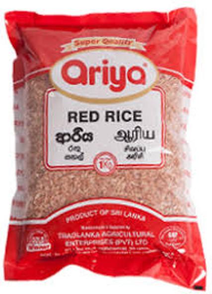 Ariya Red Rice 5kg