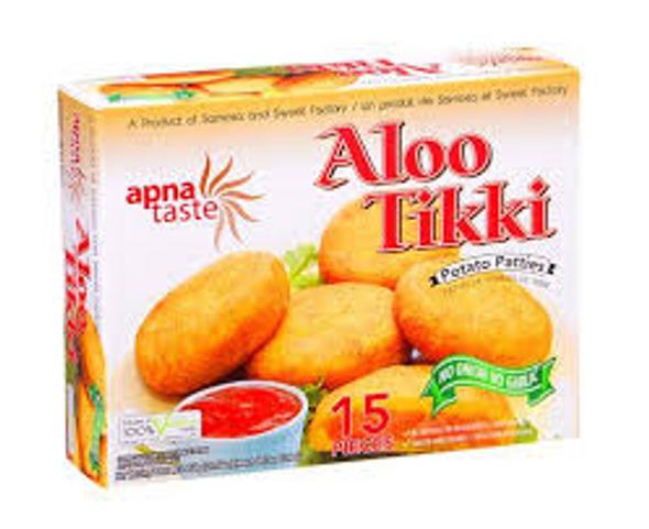 Apna Taste Frz Aloo Tikki 750g
