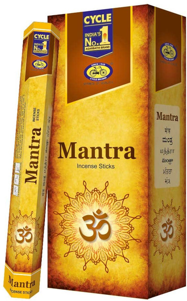 Agarbathi Cycle - Mantra (6 Pack)