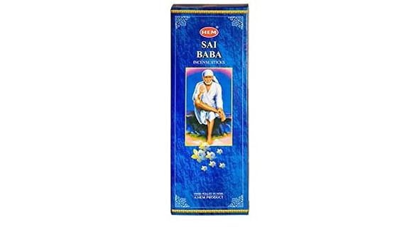 Agarbathi HEM - Sai Baba (6 Pack)