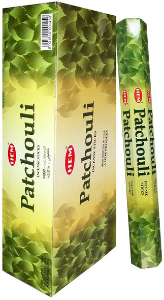 Agarbathi Cycle - Patchouli (6 Pack)