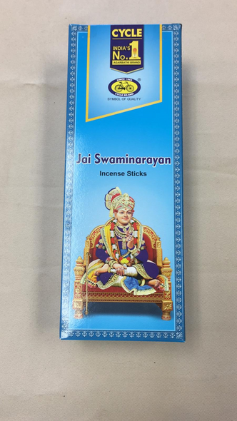 Agarbathi Cycle - Swaminarayan (6 Pack)
