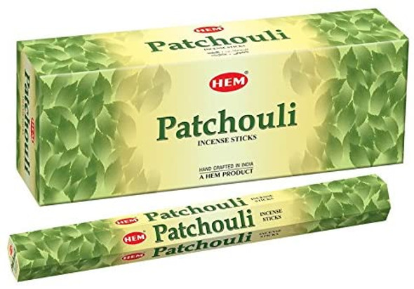 Agarbathi HEM - Patchouli (20 Sticks)