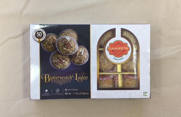 Sangeetha Butterscotch Ladoo 320g
