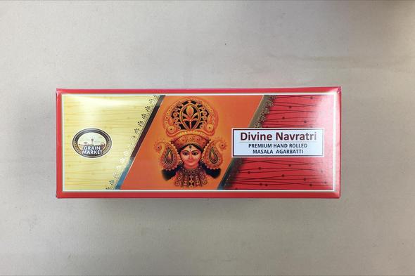 Masala Agarbathi Grain Market - Divine Navratri (12 Pack)