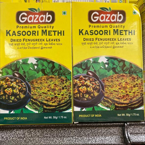 Gazab Kasoori Methi 50g