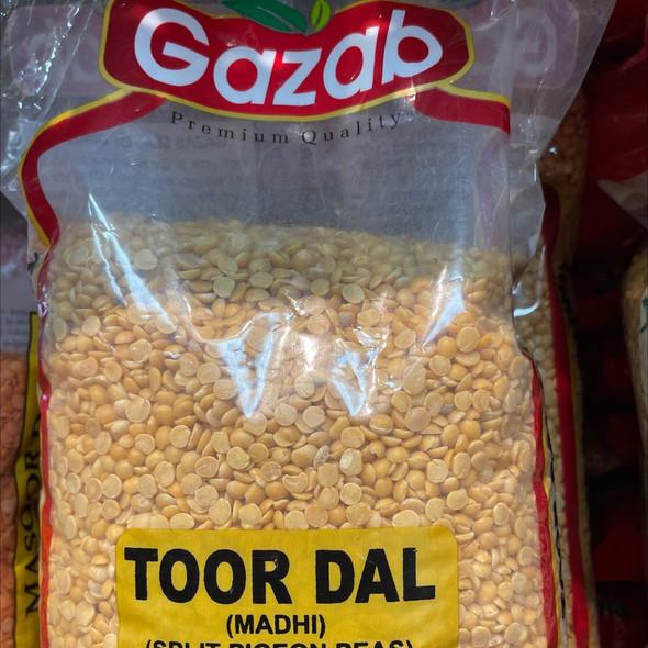 Gazab Toor Dal 4lb