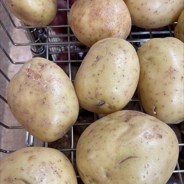 White Potato Big (per lb)
