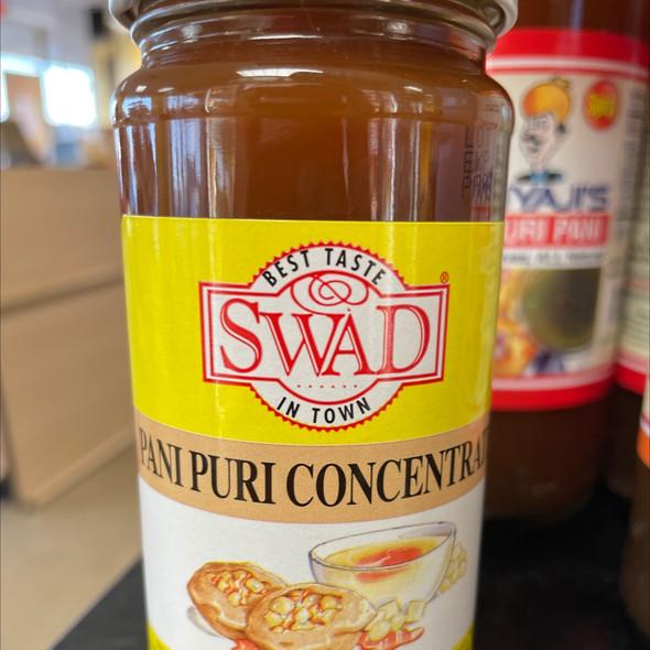 Swad Panipuri Chutney