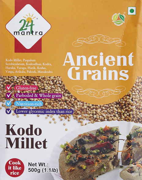 24 Mantra Kodo Millet 500g