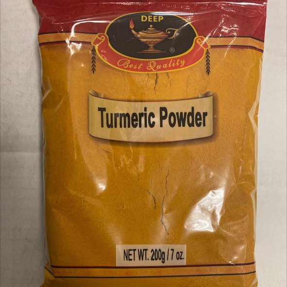 Turmeric Powder 7oz - Deep