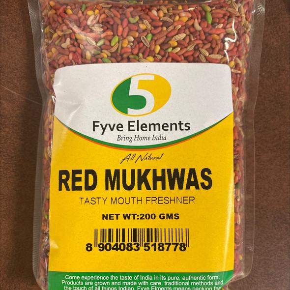 Fyve Elements Red Mukhwas 7oz