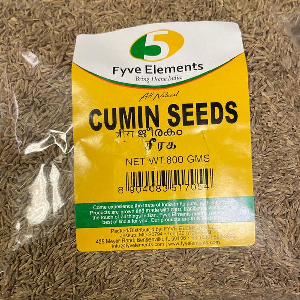 Cumin Seeds 28oz - Fyve Elements