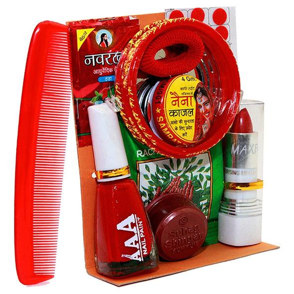 Maata Pooja Shingar Kit