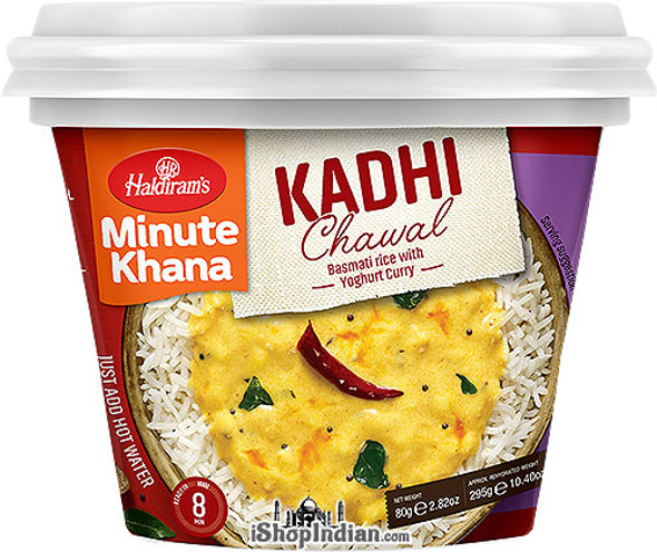 Haldiram Cup Kadhi Chawal 90g