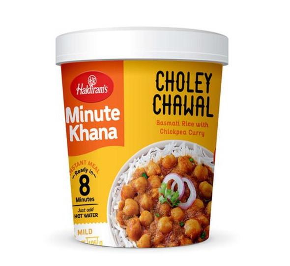 Haldiram Cup Choley Chawal 90g