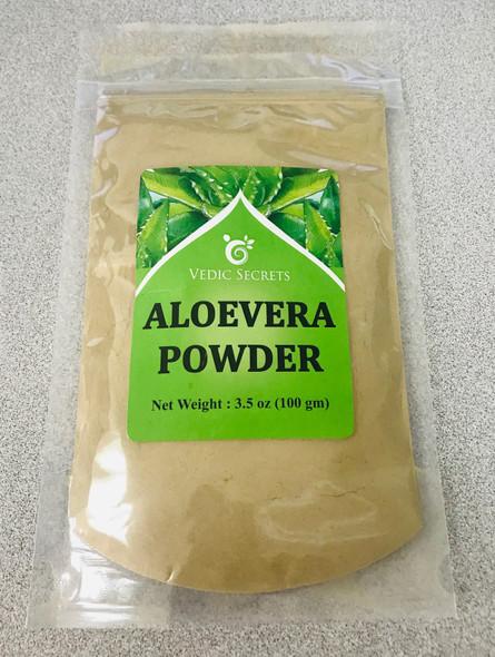 Vedic Secret Aloevera Powder 100g
