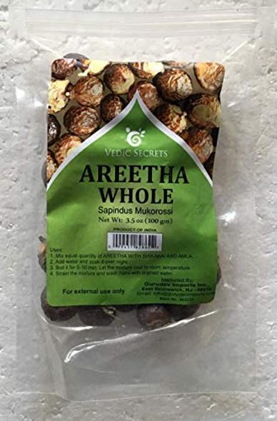 Vedic Secret Aritha Whole 100g