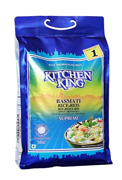 Kitchen King Basmati Blue 10lb