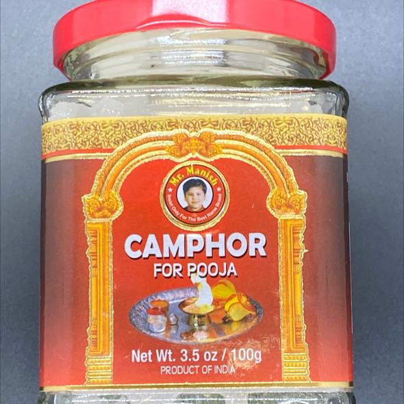 Camphor - Manish 100g