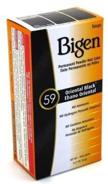 Bigen Hair Color Black