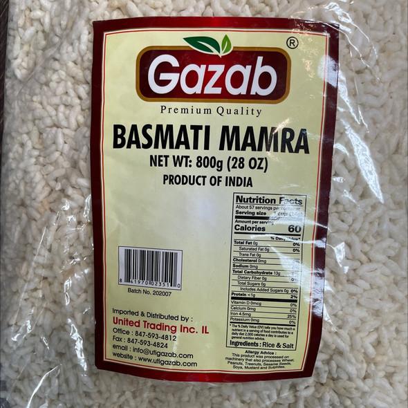 Gazab Mamra Basmati 14oz