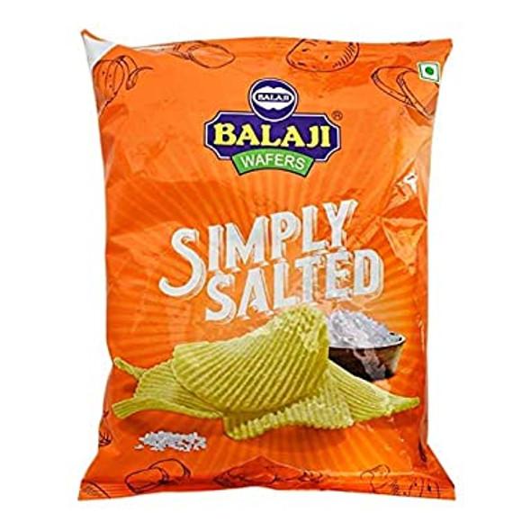 Balaji Salted Potato Wafers 150g
