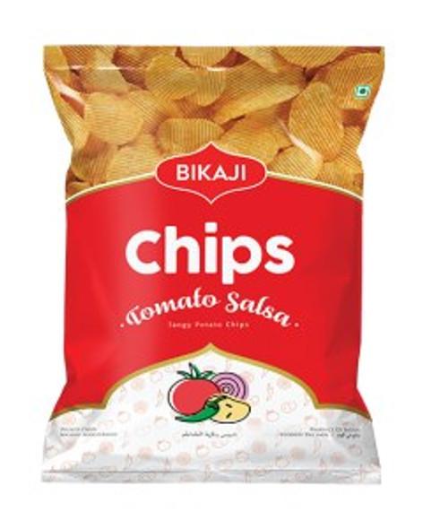 Bikaji Tomato Salsa Chips 80g