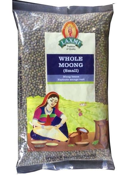 Laxmi Moong Whole 2lb